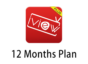 iview iptv plus 12month plan