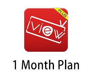 iview iptv plus 1month plan