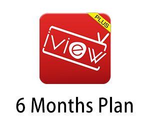 iview iptv plus 6month plan