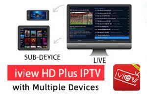 iview iptv multi-room